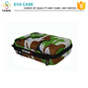 Hard EVA plastic waterproof gun case/hard plastic equipment tool case