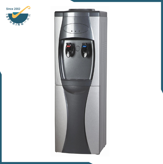 Compressor cooling or electric cooling cold and hot bottled water dispenser
