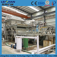Tissue paper mill used paper tissue converting machine