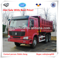 Best Price HOWO 6X4 10-wheel dump truck for sale