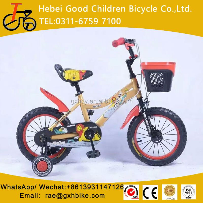 Child bicycle sport boys bikes 18 16 14 12inch/bmx bikes 2016