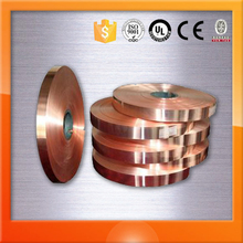 99.99% Purity Earthing Copper Strip