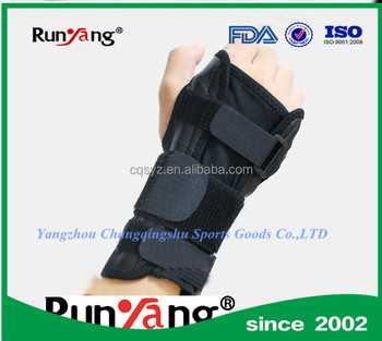 China manufacturer hand and wrist splints with best quality and low price