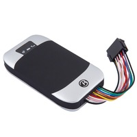 Mini inbuilt GPS GSM antenna GPS tracker GPS303F for motorcycle with ACC alarm real time gps car tracking device