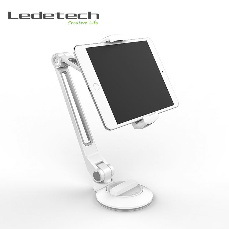 Christmas gift universal tablet stand rotating phone holders folding tablet mobile phone holders