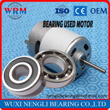 electric scooter motor ball bearings