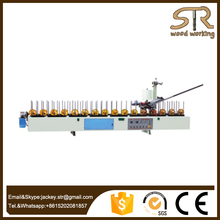 Hot&Cold Glue Wood Wrapping Machine glue for wood material