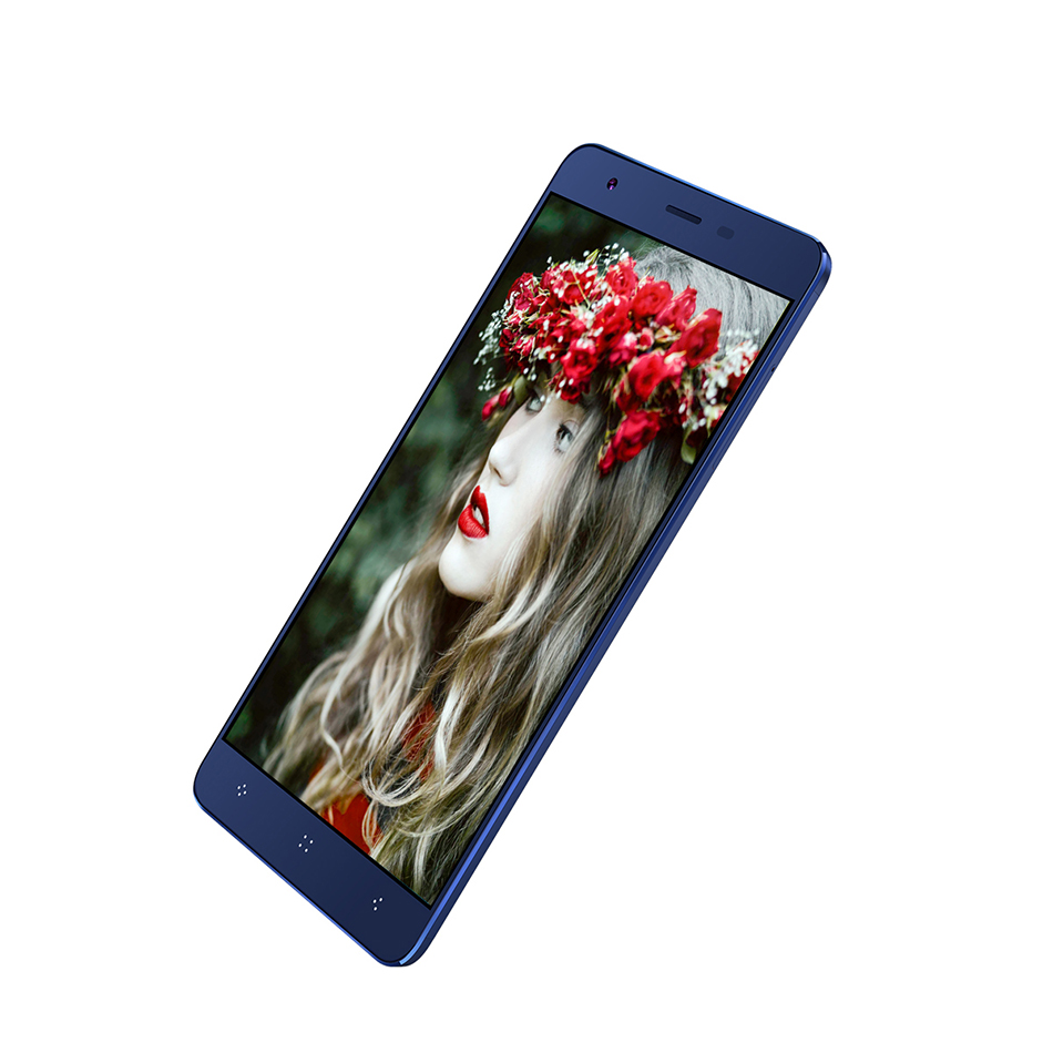 5.5 Inch Android 6.0 MTK6737 Quad Core Elephone C1 Mobile Phone 2GB RAM 16GB ROM 4G CellPhone