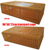 Professional plastic pet products crate or kennel small animal cage with CE certificate