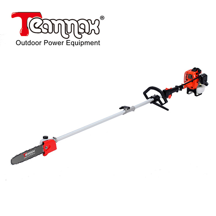 62cc 2-Cycle 10-Inch Gas Pole Saw