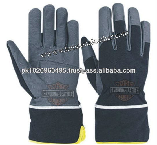 factory direct men Mechanic gloves, Red Mechanic Gloves, wholesale Mechanic Gloves