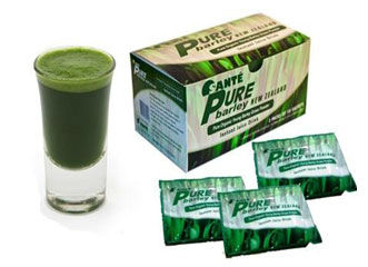 Sante PURE Barley (Juice/Powder)