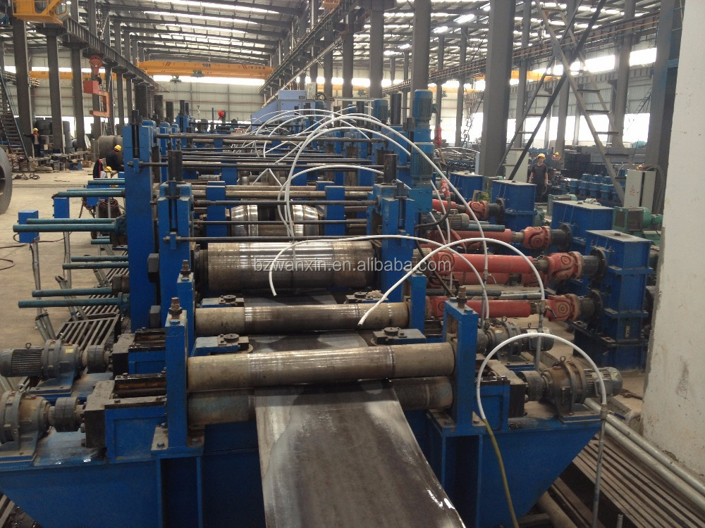 Welding Tube Production Line for ERW Pipe Mill