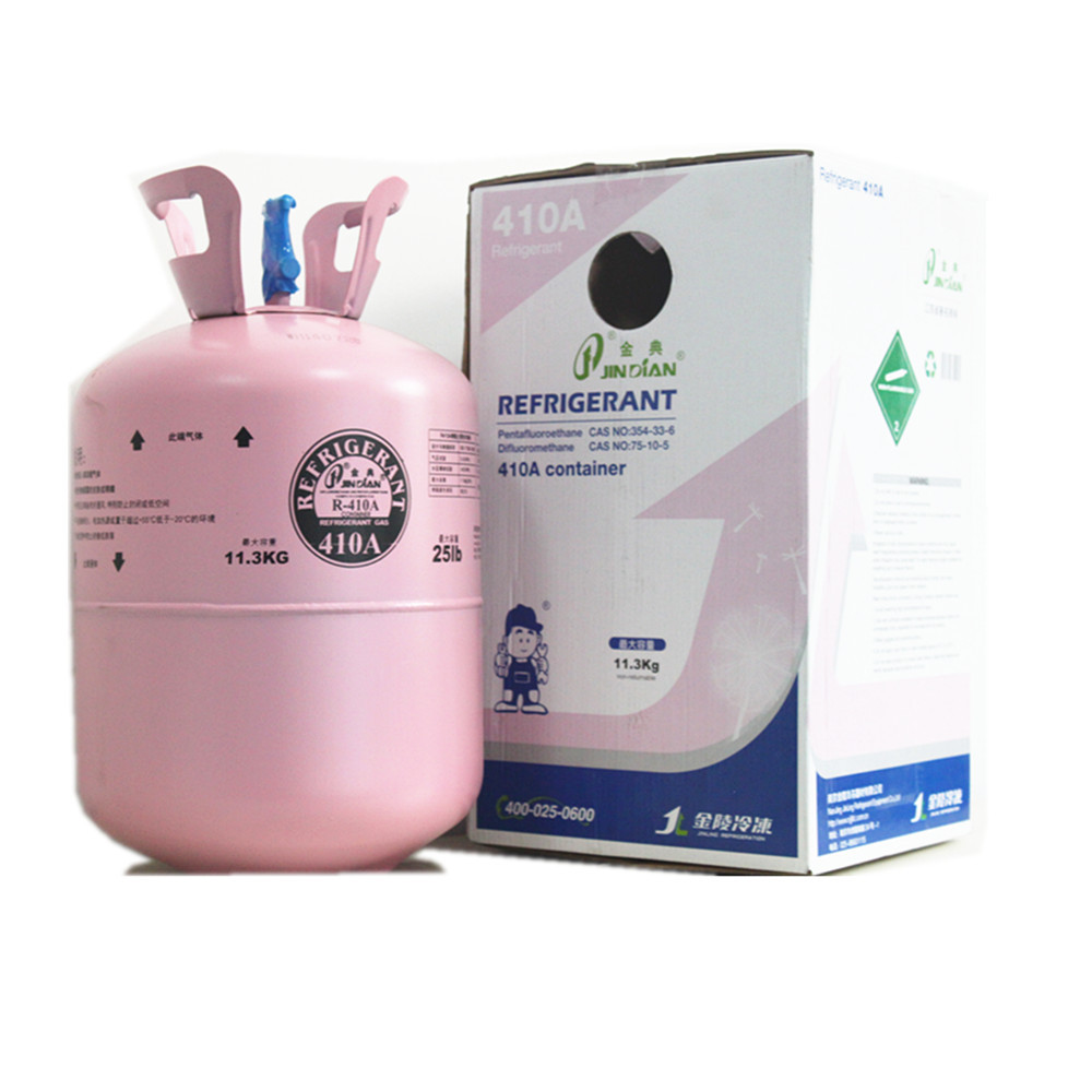 R410a refrigerant for air conditioning