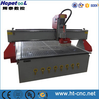 Factory supply discount bakelite vacuum table and ball screw cnc router wood price