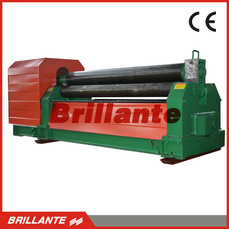 SHEET METAL PLATE MACHINE WITH CONE ROLLING CAPABILITY