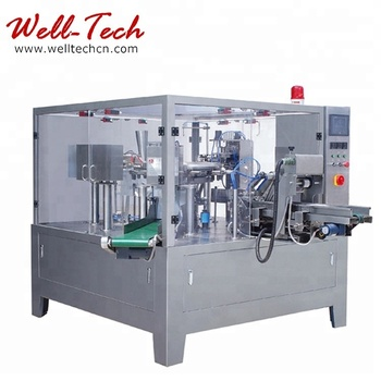 New Automatic Green Bean Filling and Packing Machine