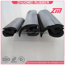 Rubber Seal For Windshield, Glass weather stripe