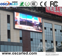 Full color led screen xxx image for hd video display lumini alibaba led scrolling message sign rgb/smd outdoor used led screen