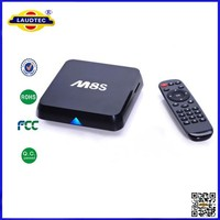 new arrival Android tv box m8s s812 2gb ram 8gb rom 2.0GHz Quad Core tv box