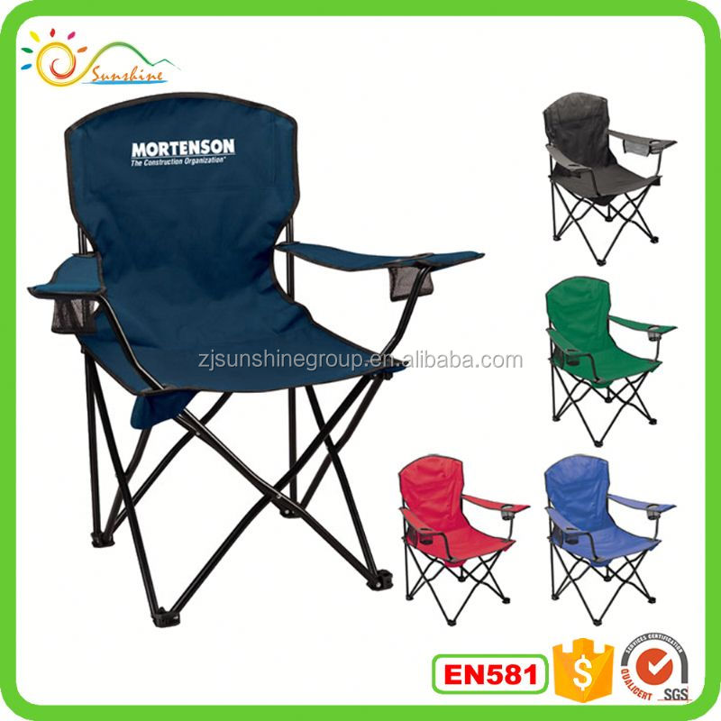 Good quality low price canvas folding armless camping for Good quality folding chairs