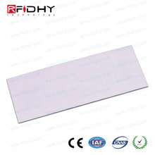 860-960MHz RFID UHF clothing hang tag