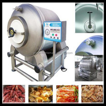 Vacuum Level -0.085mpa Meat Tumbler Machine with vacuum for meat processing