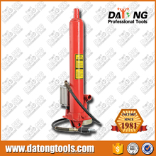 8Ton Air Long Ram Jack For Engine Crane With Hook Base