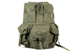 Military Waterproof Backpack, Olive green outdoor backpack