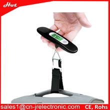 Customizable 50kg/110lbs portable weighing gadget