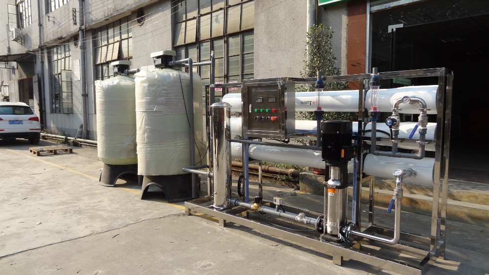 KYRO-6000L/h Made in China reverse osmosis equipment with CE mark