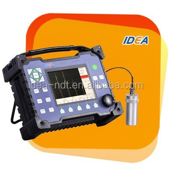 Handle weld ultrasonic testing equipment