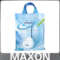 crazy price with logo screw top plastic bag,plastic bag