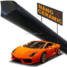 VLT15% 90% Heat rejection Nano Ceramic window film, High clear car solar window film