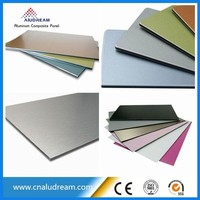 Standard Size Aluminum Plastic Composite Panel with Cost Price