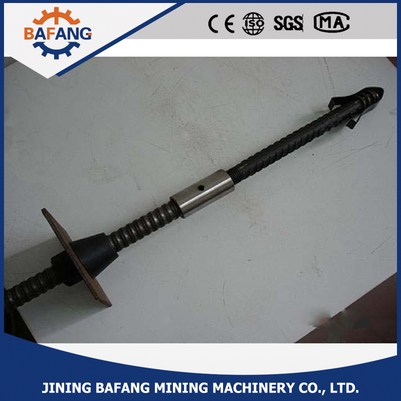 Mining Prestressed Hollow Grouting Anchor/ Hollow Grouting Rock Bolts