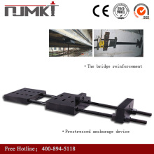 NJMKT high quality Carbon Fiber Plate Prestressed Anchorage Device