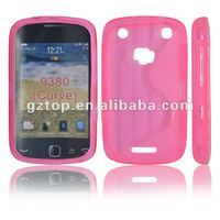 For BlackBerry 9380 S cube tpu case