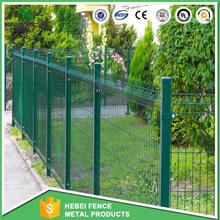 Hot selling small garden fence for many colors with high quality