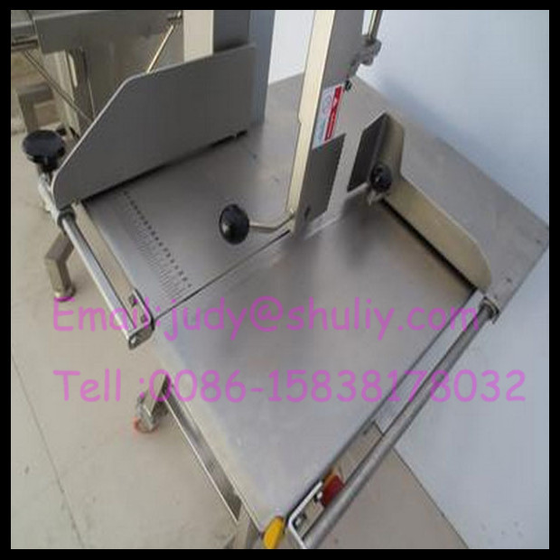 Frozen Meat Sawing Machine Manual Meat Cutting Machine