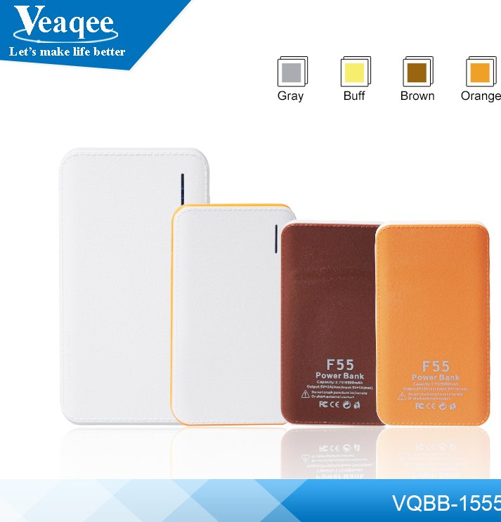 Veaqee fashion power bank,mobile phone power bank,rechargeable power bank