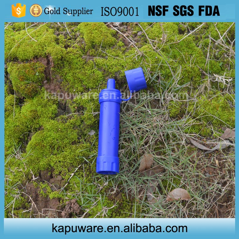 survival kit portable portable water filter system water filter housing water filter plant BPA Free