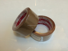 Wholesales Cream/yellow/brown color masking tape with water based acrylic adhesive