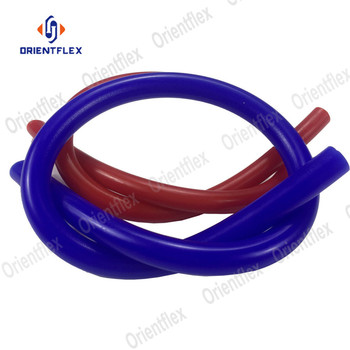 High temperature pharmaceutical surgical platinum cured silastic high temp vacuum line food grade tubing silicone rubber