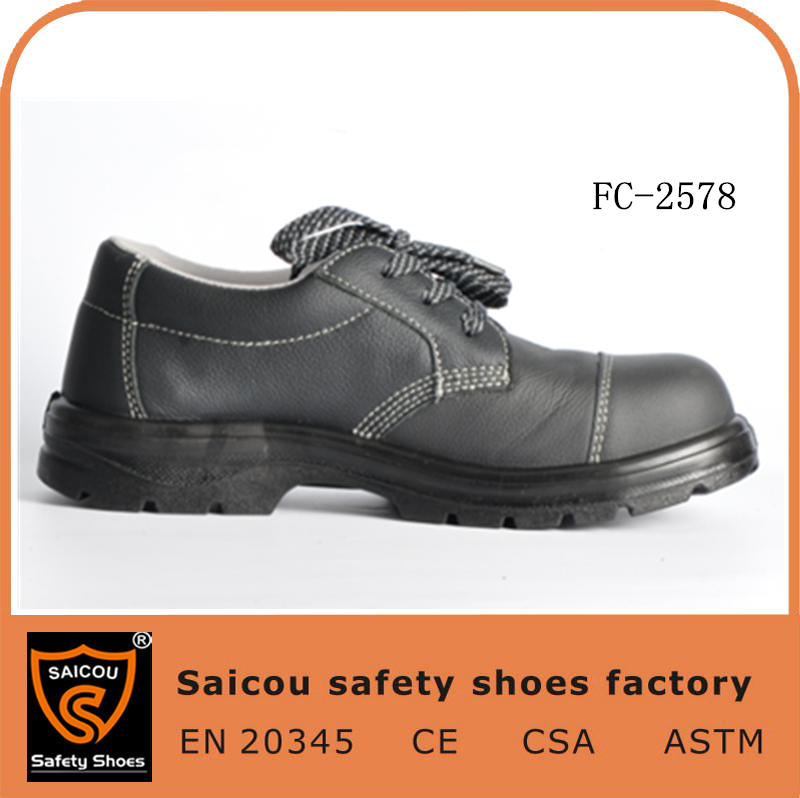 oem men safety shoes and famous brand work shoes and engineering working safety boots FC-2578