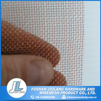 firm high strength fine mesh copper screen