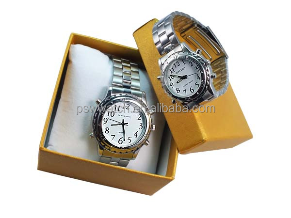 PSW-AL114 Patented Talking Watches For The Old And Blind Amblyopia Talking Wrist Watch