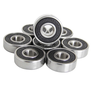 ABEC-11 Chrome steel bearings for longboard skateboard