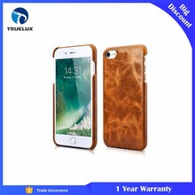 Wholesale Alibaba Oil Wax Card Slot Case for iPhone 7 Mobile Phone Leather Case
