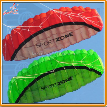 Weifang 2.5M Kaixuan Dual Line Inflatable Power Kite from factory